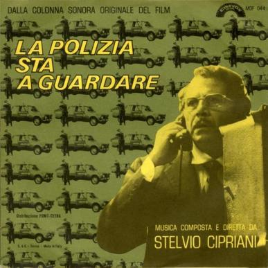 La+polizia+sta+a+guardare+Original+Motion+Picture