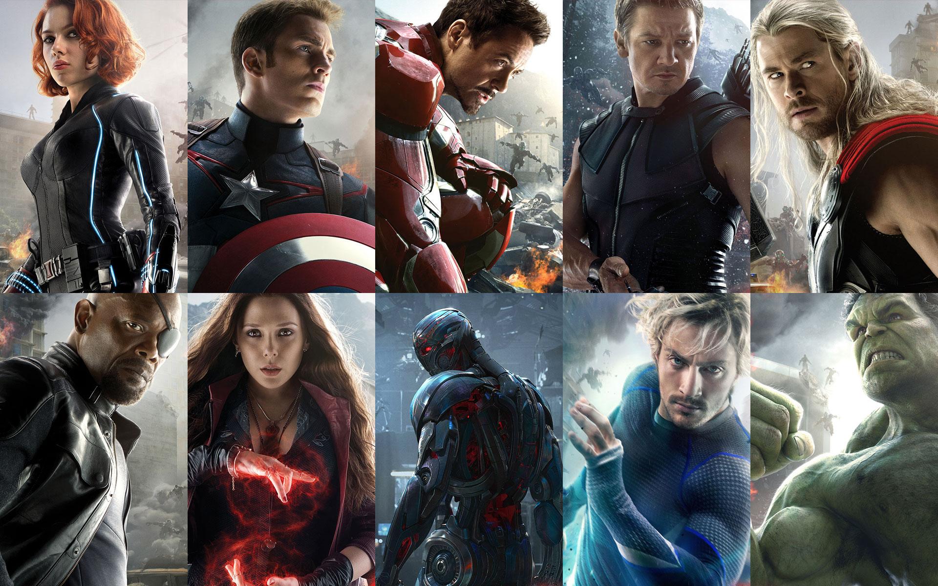Avengers 2 Age Of Ultron Wallpaper HD 51