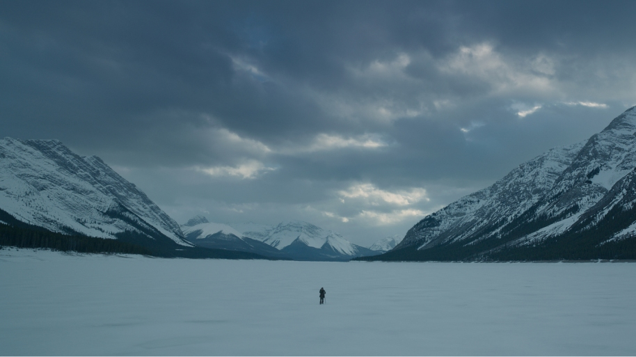 "Filmmaker Alejandro González Iñárritu's latest is called The Revenant -- a tale of endurance, survival, love and revenge. The film was shot using only natural sunlight and firelight in remote areas of Canada and Argentina. ""Every molecule of this film was absolutely difficult,"" Iñárritu"